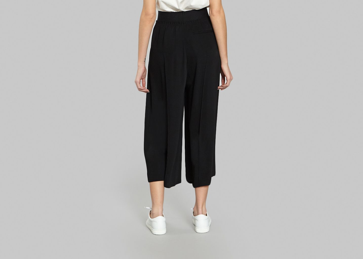 Pantalon Jupe Culotte - MM6