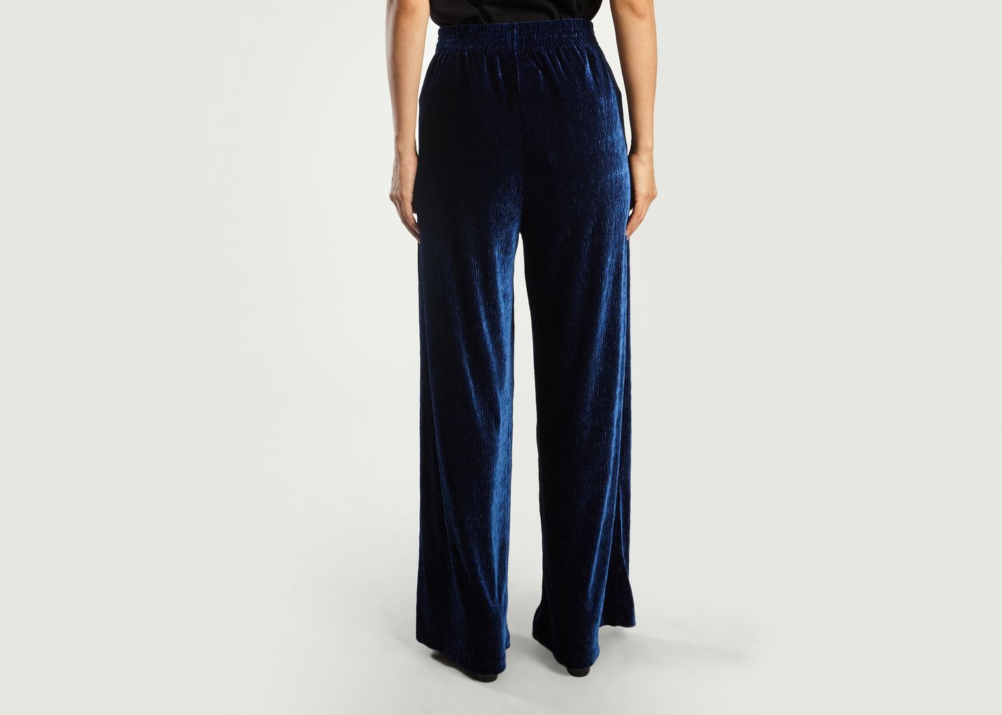 Pantalon en Velours Large - MM6