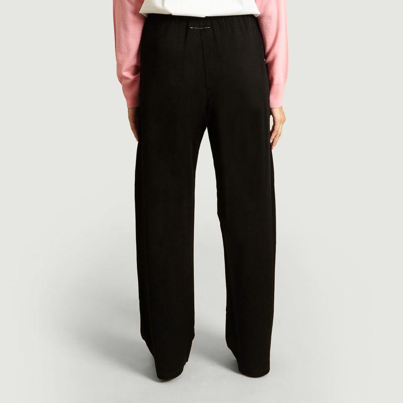 Pantalon Taille Elastiquée - MM6 Maison Margiela