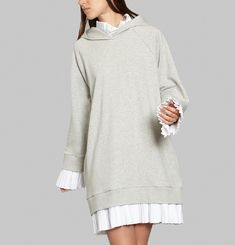 Robe Sweat Capuche