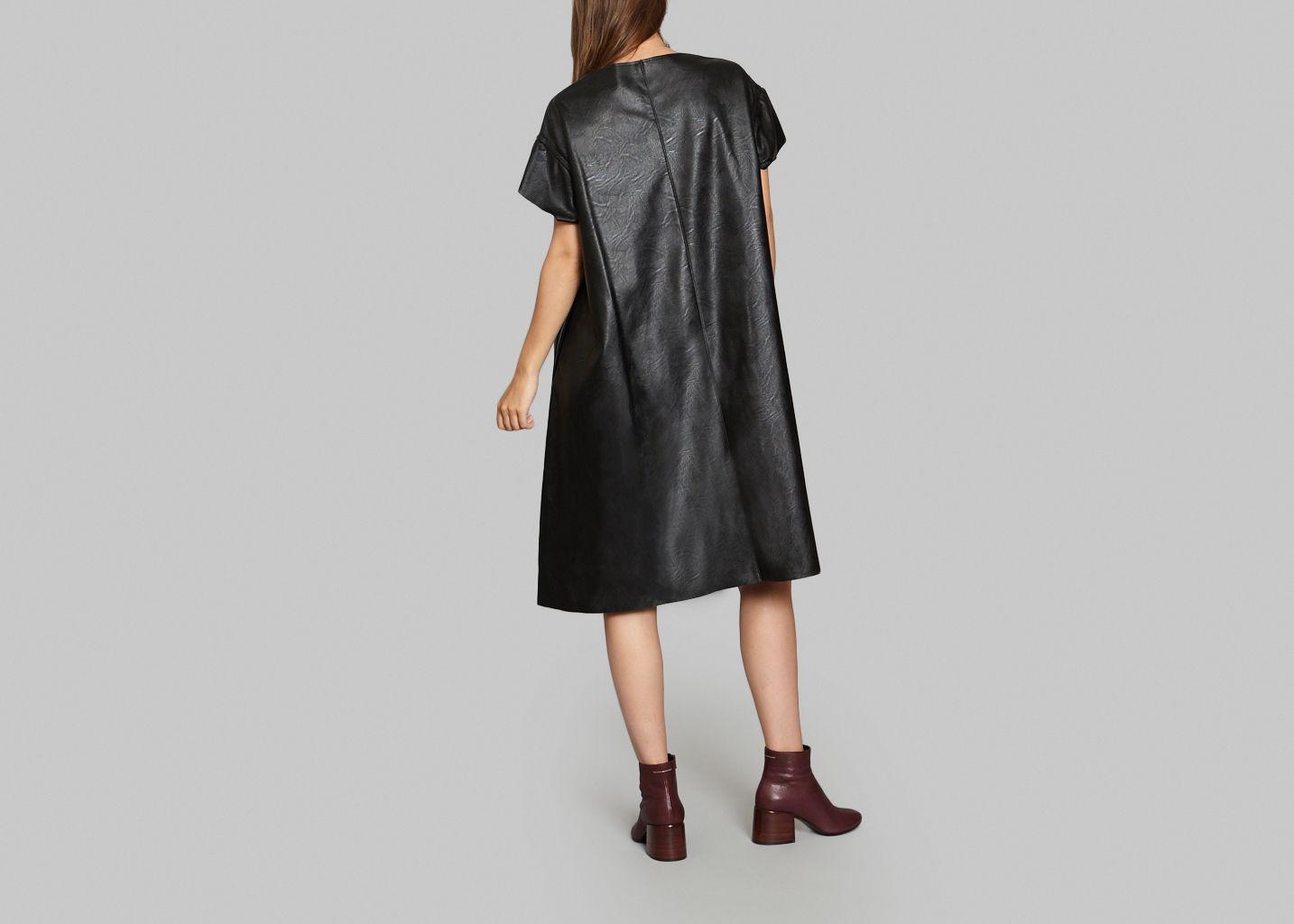 Robe Faux Cuir - MM6