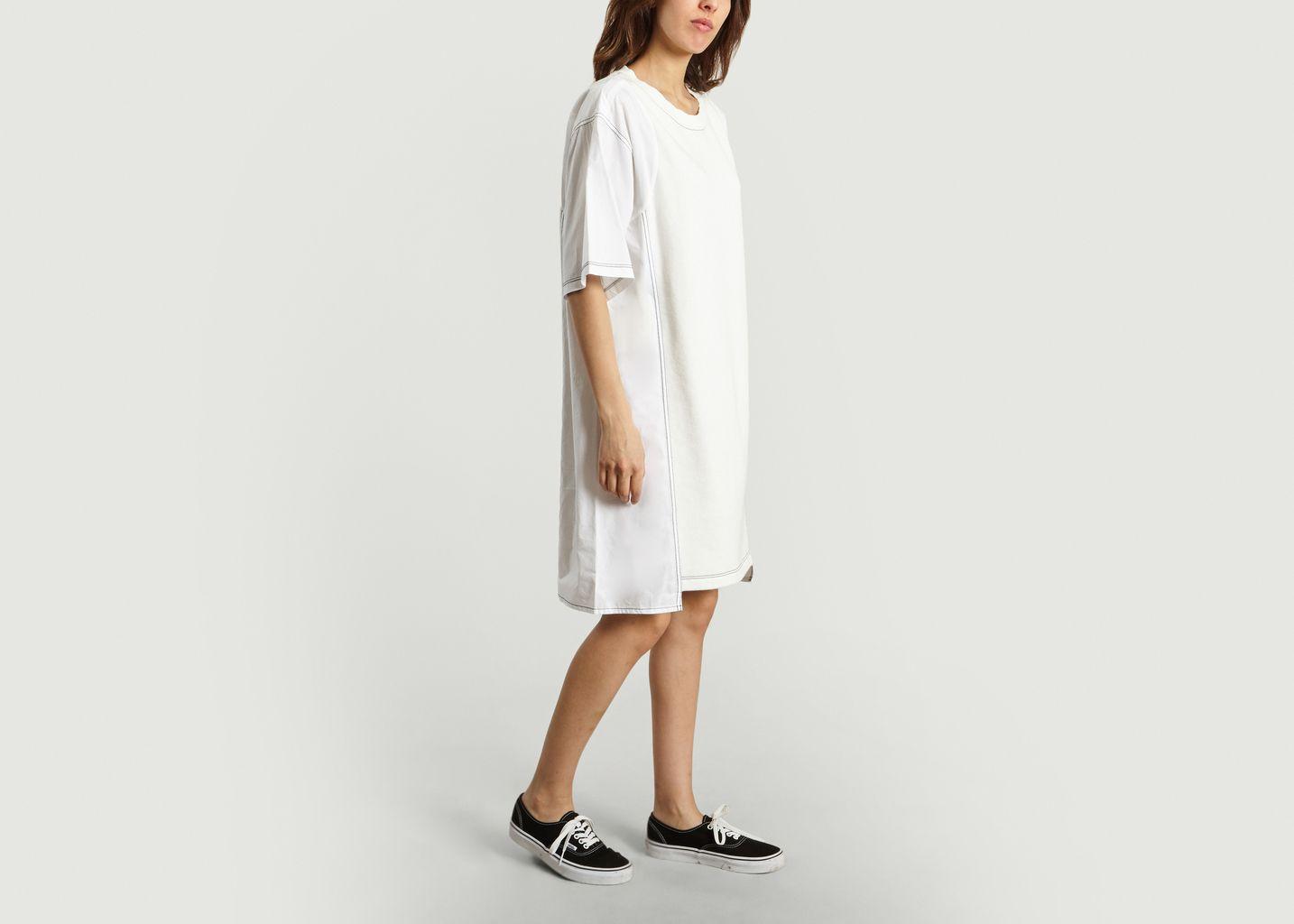 Robe Tshirt Surpiqures - MM6