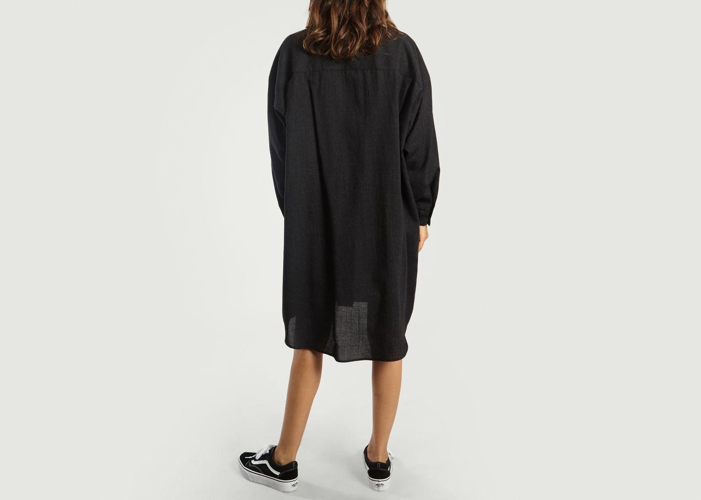 Robe Chemise Oversize - MM6