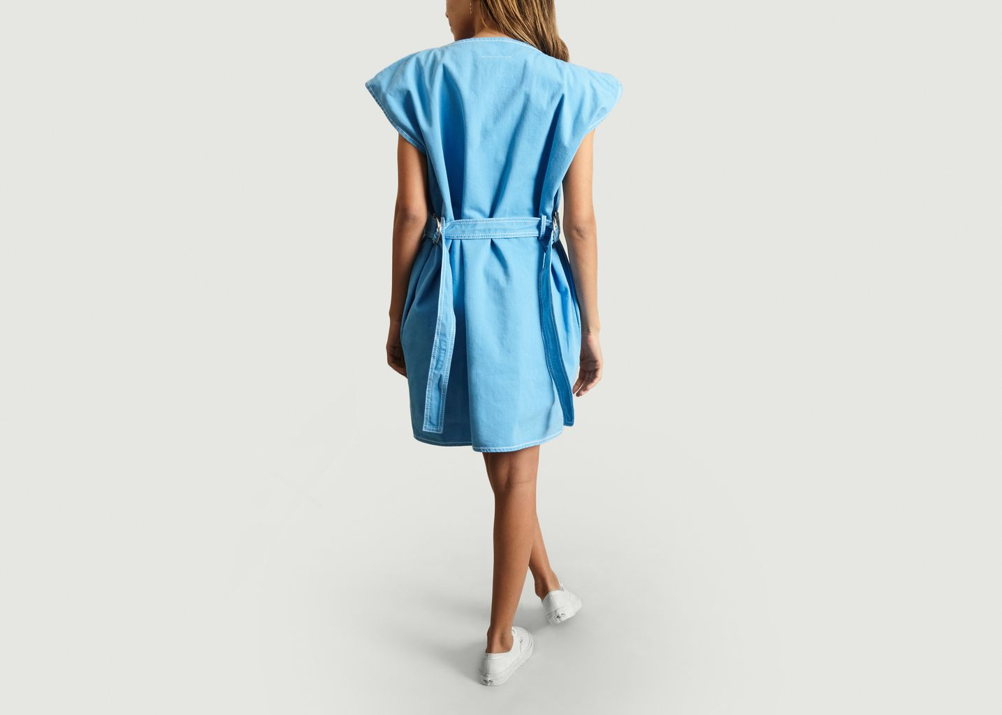 Robe en Denim - MM6