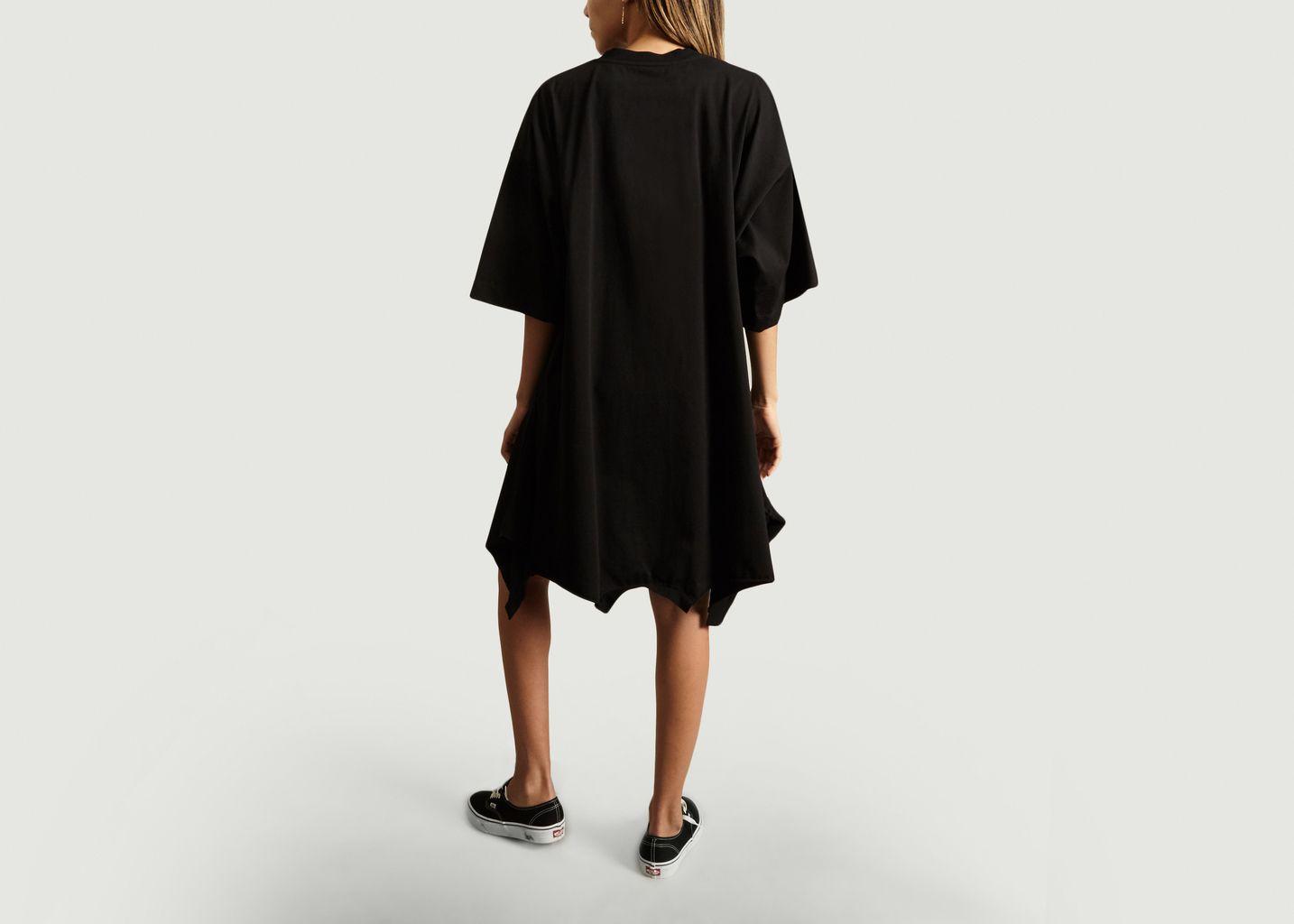 Robe T-Shirt Déstructurée - MM6