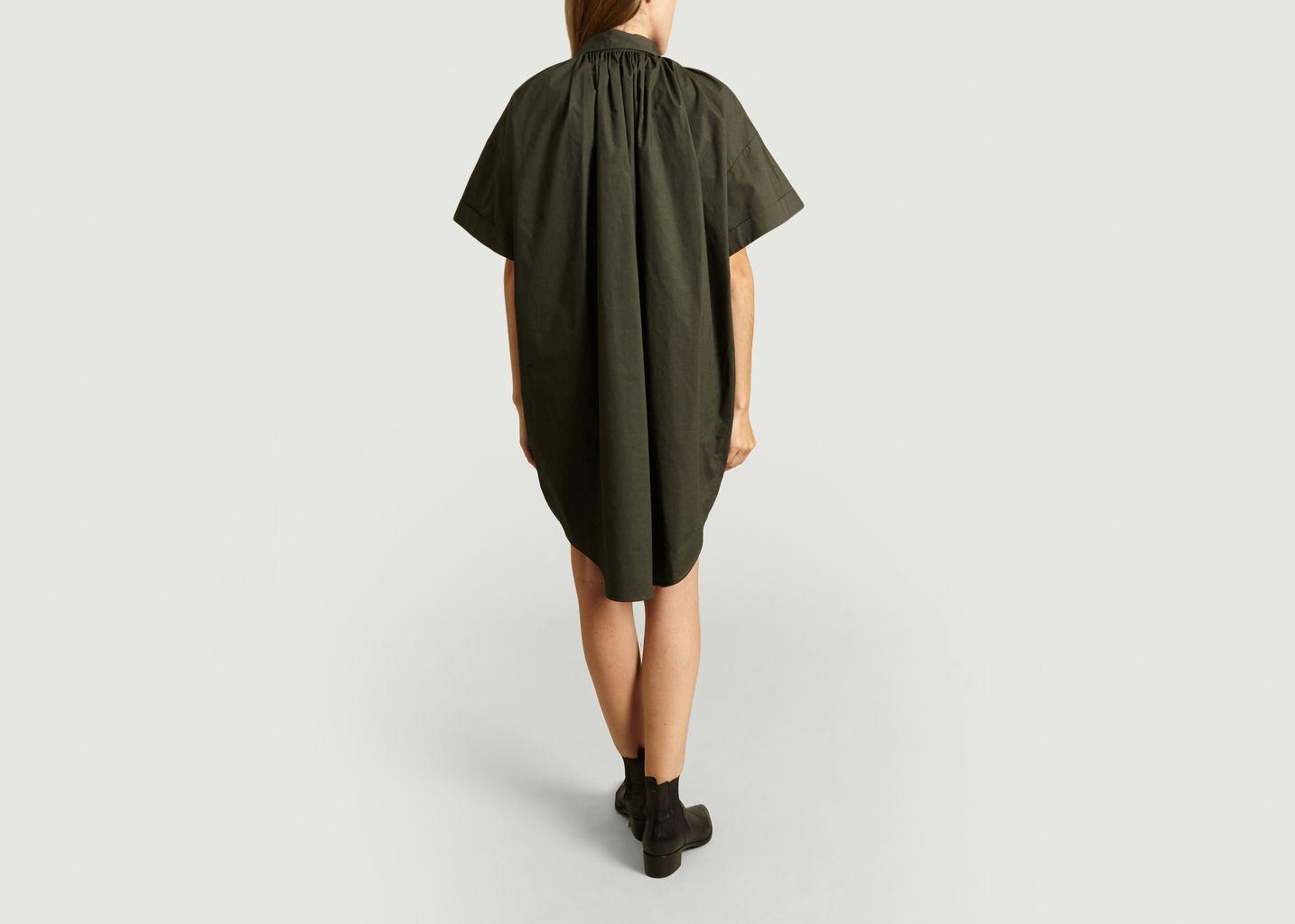Robe Chemise Oversized - MM6 Maison Margiela