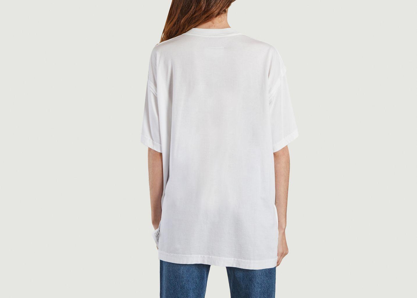 T-shirt uni - MM6 Maison Margiela