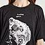 matière T-shirt visage - MM6 Maison Margiela