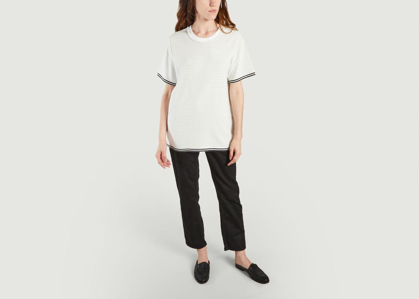 T-shirt Reversible - MM6 Maison Margiela