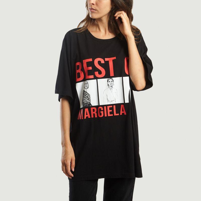 T-Shirt Rock - MM6 Maison Margiela