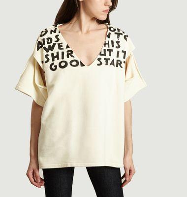T-Shirt Double Porté