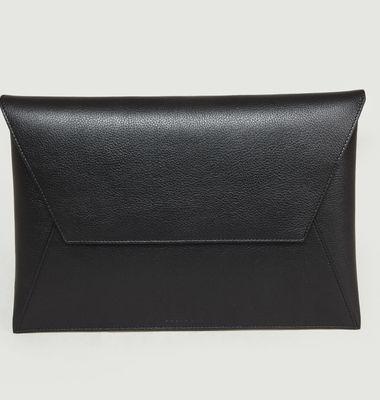 Pochette en Cuir Style Enveloppe