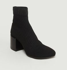 Bottines Chaussette