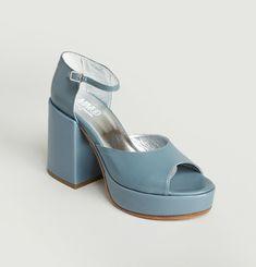 Sandales à Talons Epais