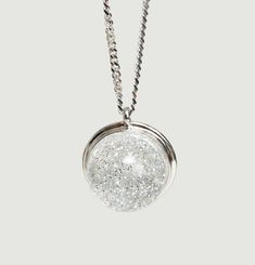 Snow Globe Necklace