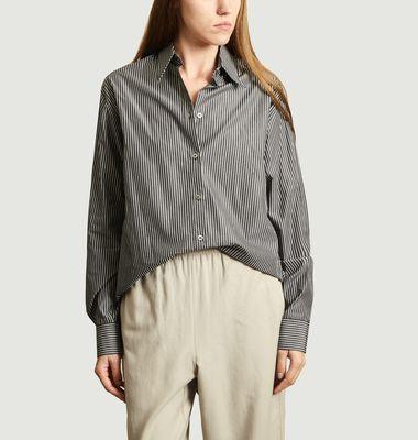 Tie Striped Shirt