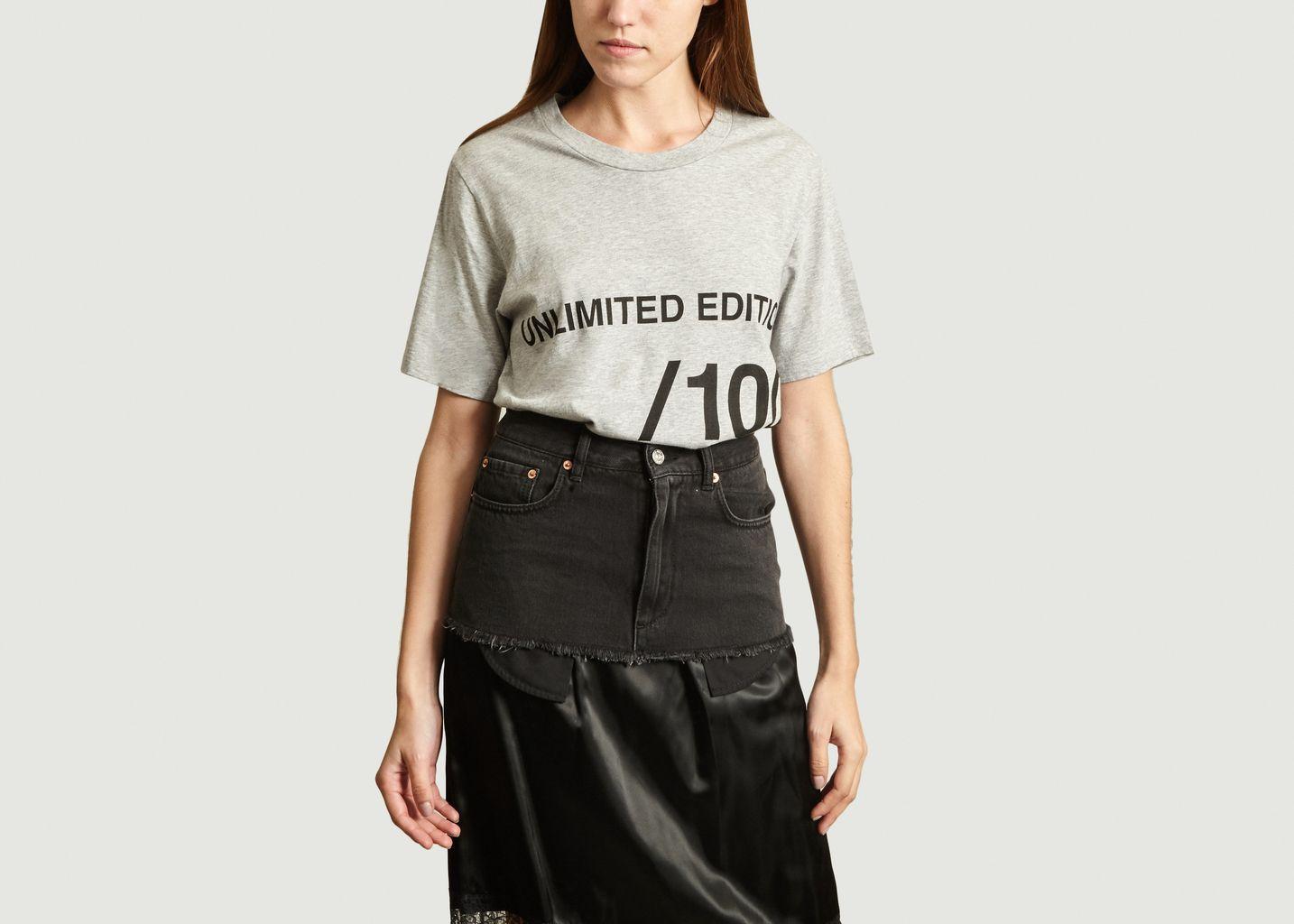T-Shirt Edition Illimité - MM6