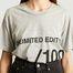 matière T-Shirt Edition Illimité - MM6