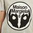 matière T-Shirt Logo Imprimé - MM6 Maison Margiela