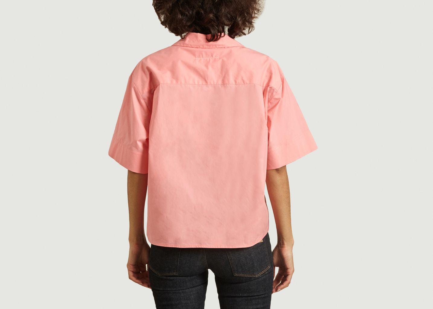 Chemise oversize col tailleur - MM6 Maison Margiela
