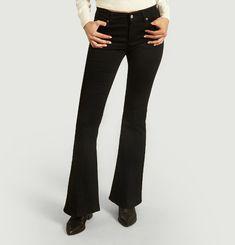 Bootcut jeans normal waist