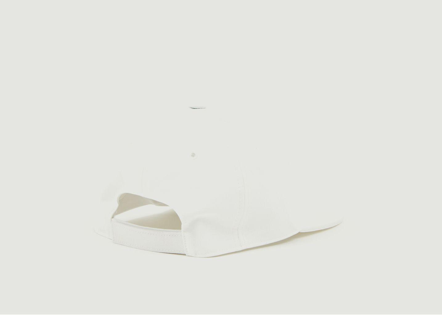 Casquette brodée en coton - MM6