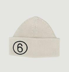 Bonnet logotypé en coton