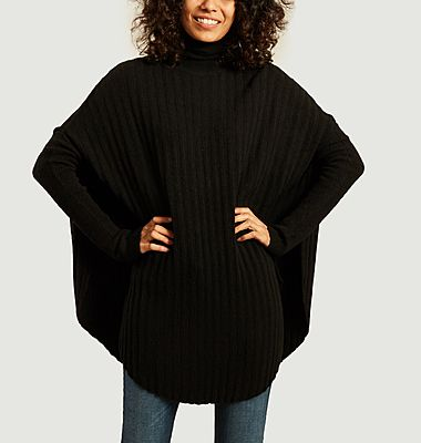 Pull oversize tricot MM6 | The North Face