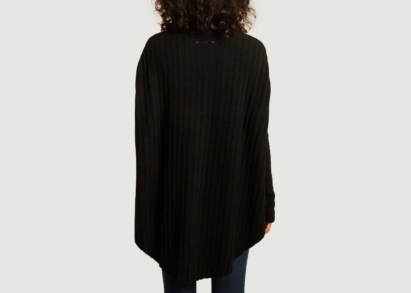 Pull oversize tricot MM6 | The North Face - MM6 Maison Margiela