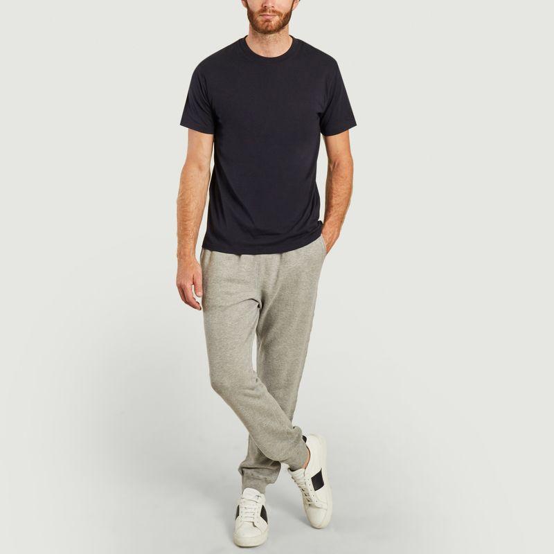 T-shirt Loopwheel fabriqué au Japon - MocT