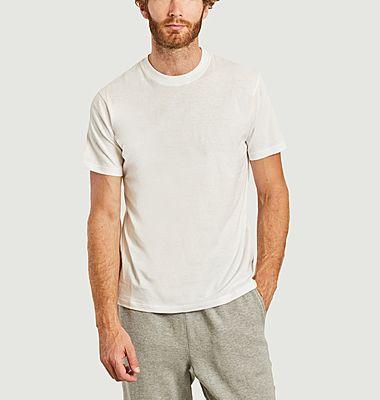 T-shirt Loopwheel fabriqué au Japon