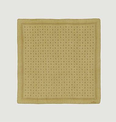 Foulard carré en coton N°520
