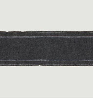 Echarpe en laine à carreaux Nº554