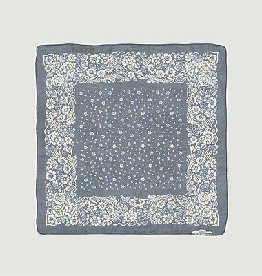 Foulard carré en coton N°519