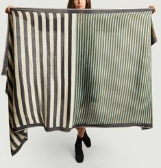 N°299 Striped Shawl