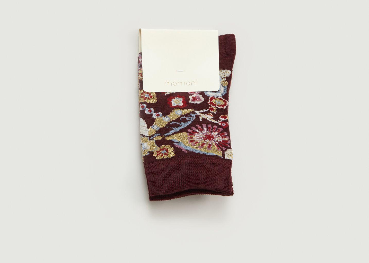 Chaussettes Vanille - Momoni