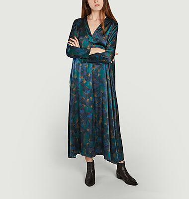 Robe Biarritz en soie