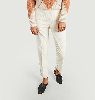 Pantalon velours Haiti