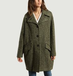 Manteau Loose Noemi 28