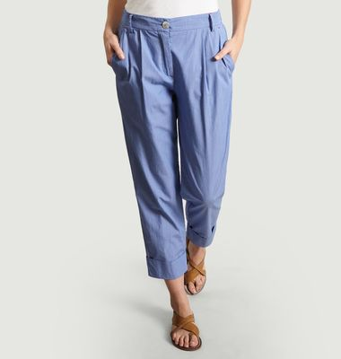 Ghana Cropped Trousers