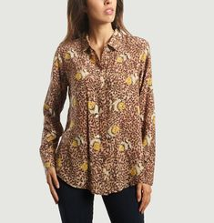 Adelaide Silk Shirt