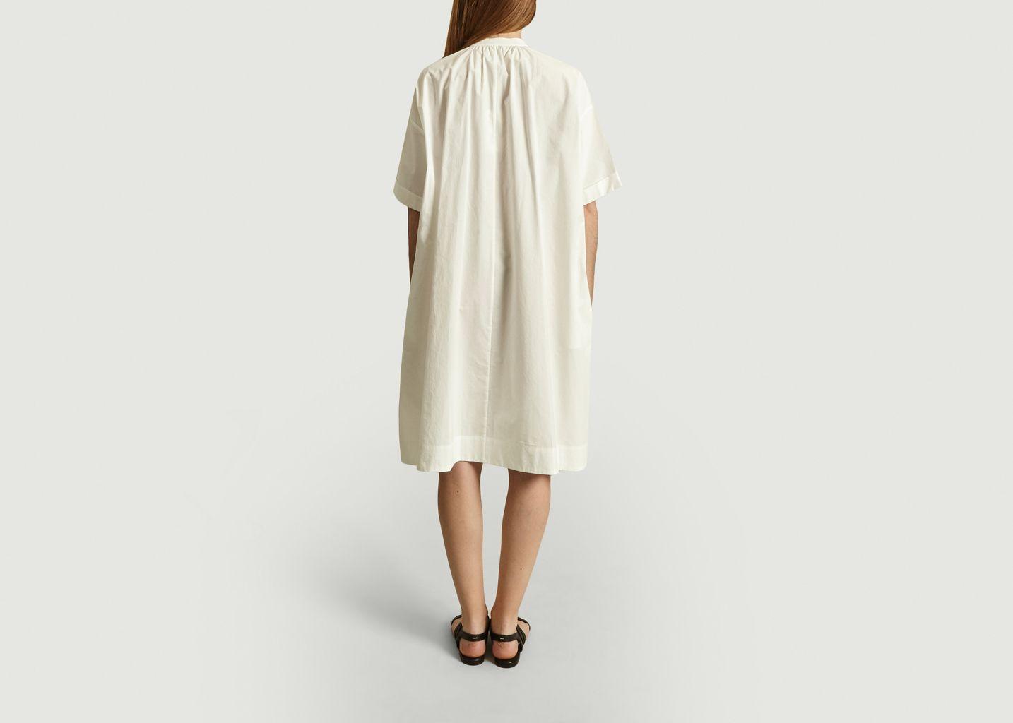 Robe Calla en popeline de coton - Momoni
