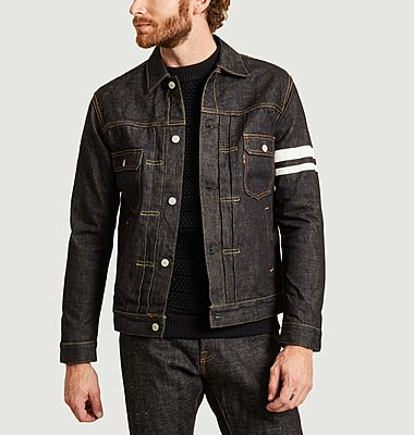 15.7 oz denim jacket