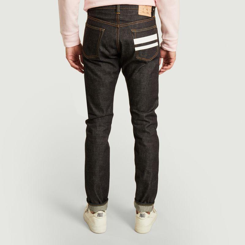 Jean 15.7 oz High Tapered - Momotaro Jeans