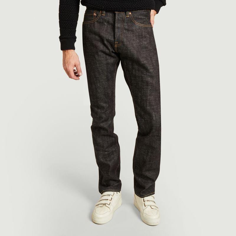 Jean 16oz Natural Tapered - Momotaro Jeans
