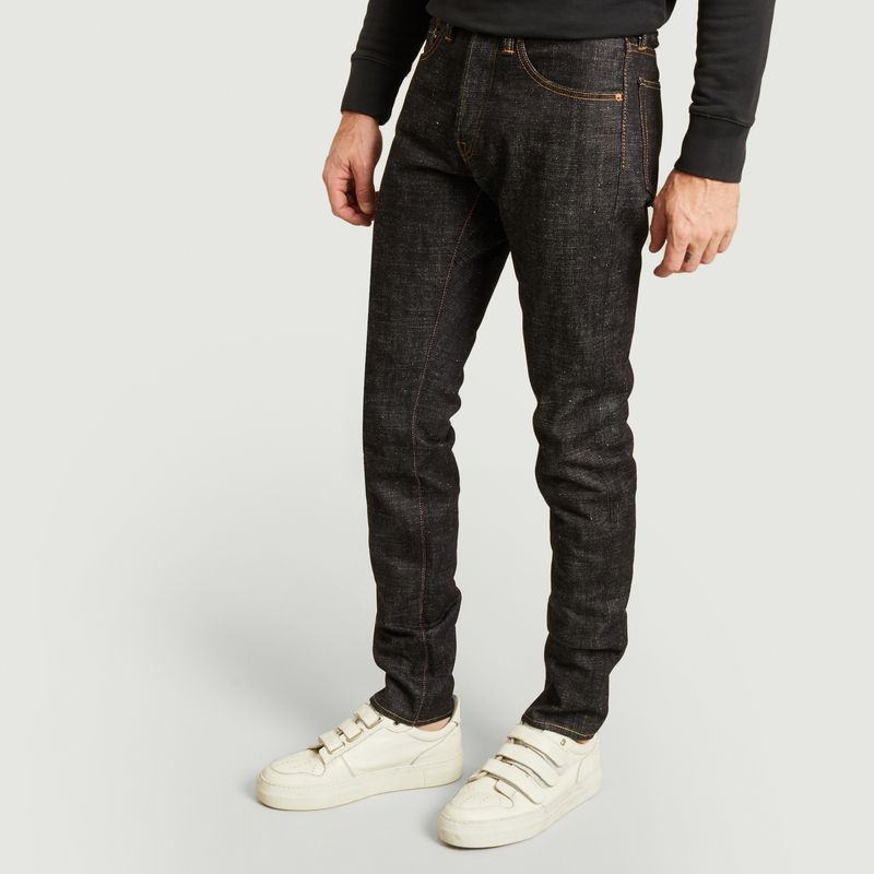 Jean 16oz High Tapered - Momotaro Jeans