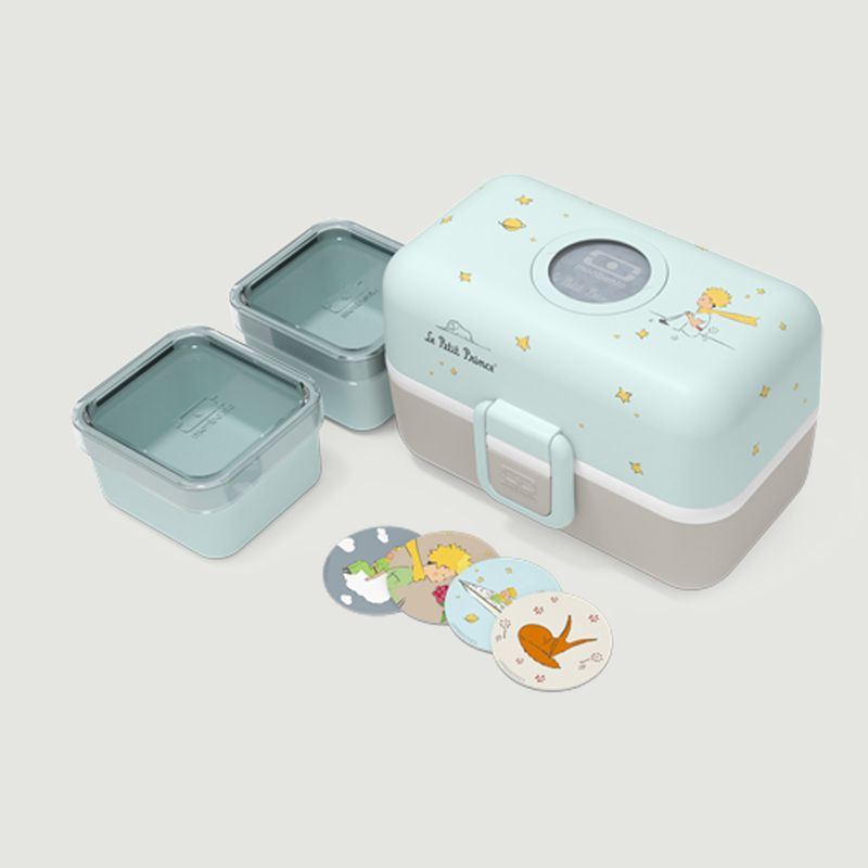 La boîte Bento Original MB Tresor x Le Petit Prince® - Planète - monbento