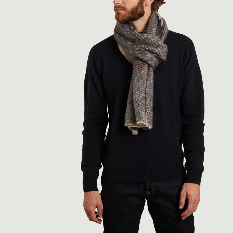Echarpe tricotée Kalo - Monsieur Charli