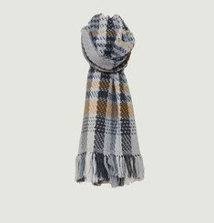 Andrews Chequered Scarf