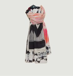 New York Cotton Scarf